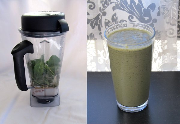 Danielle G. Alex | The Best Green Smoothie: How to Start Your Day Off Right!